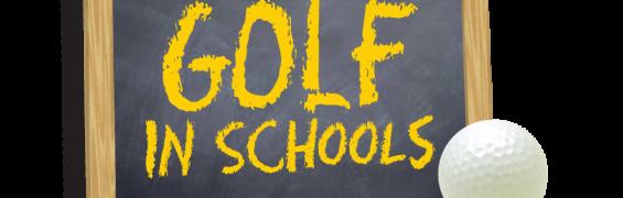 Golf in Schools Logo