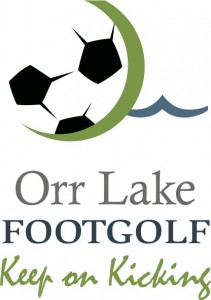 Orr Lake FootGolf logo colour