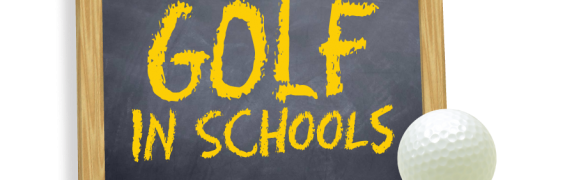 Golf in Schools Logo